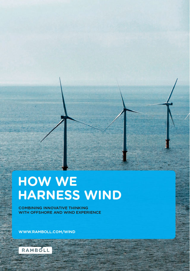 How we harness wind