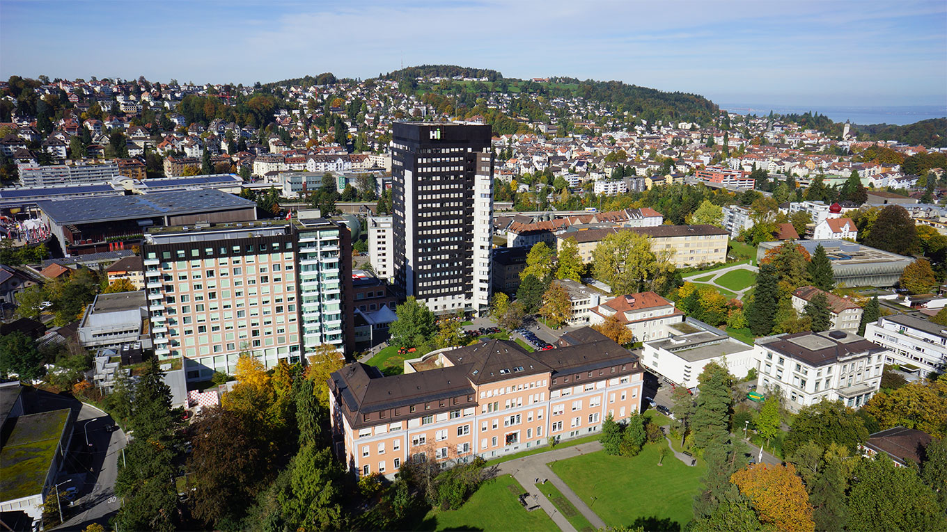 Campus St. Gallen Cantonal Hospital