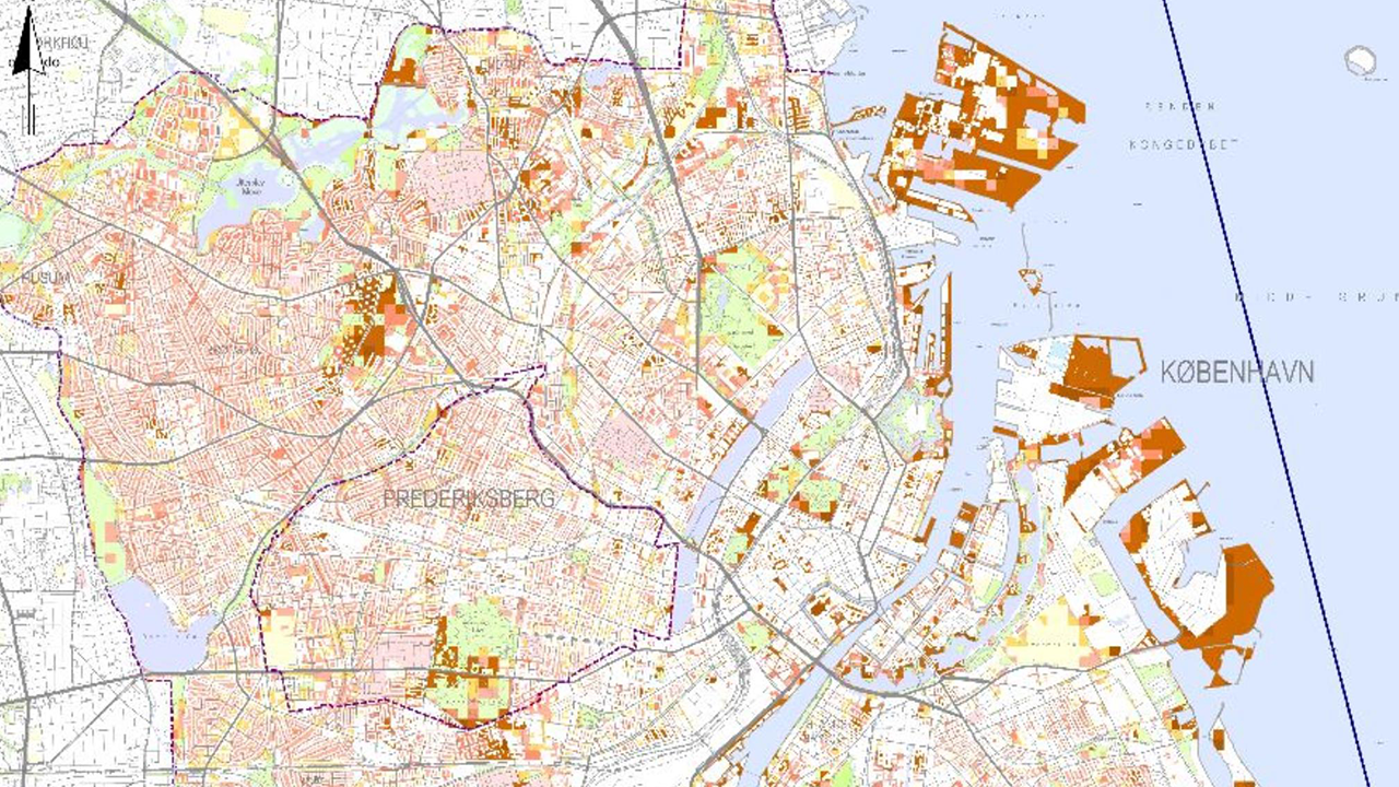 Integrated hydrological modelling for Copenhagen and Frederiksberg