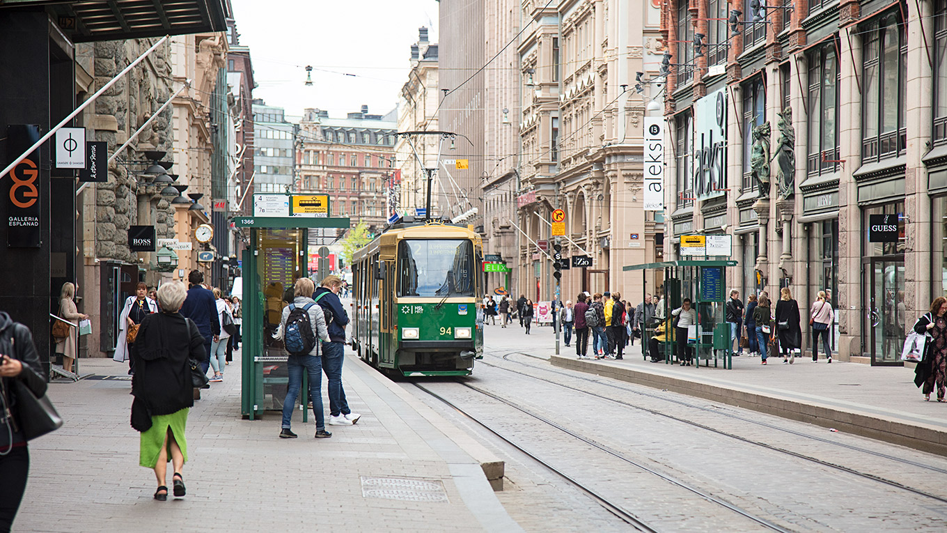 Keeping cities on the move - Ramboll Group