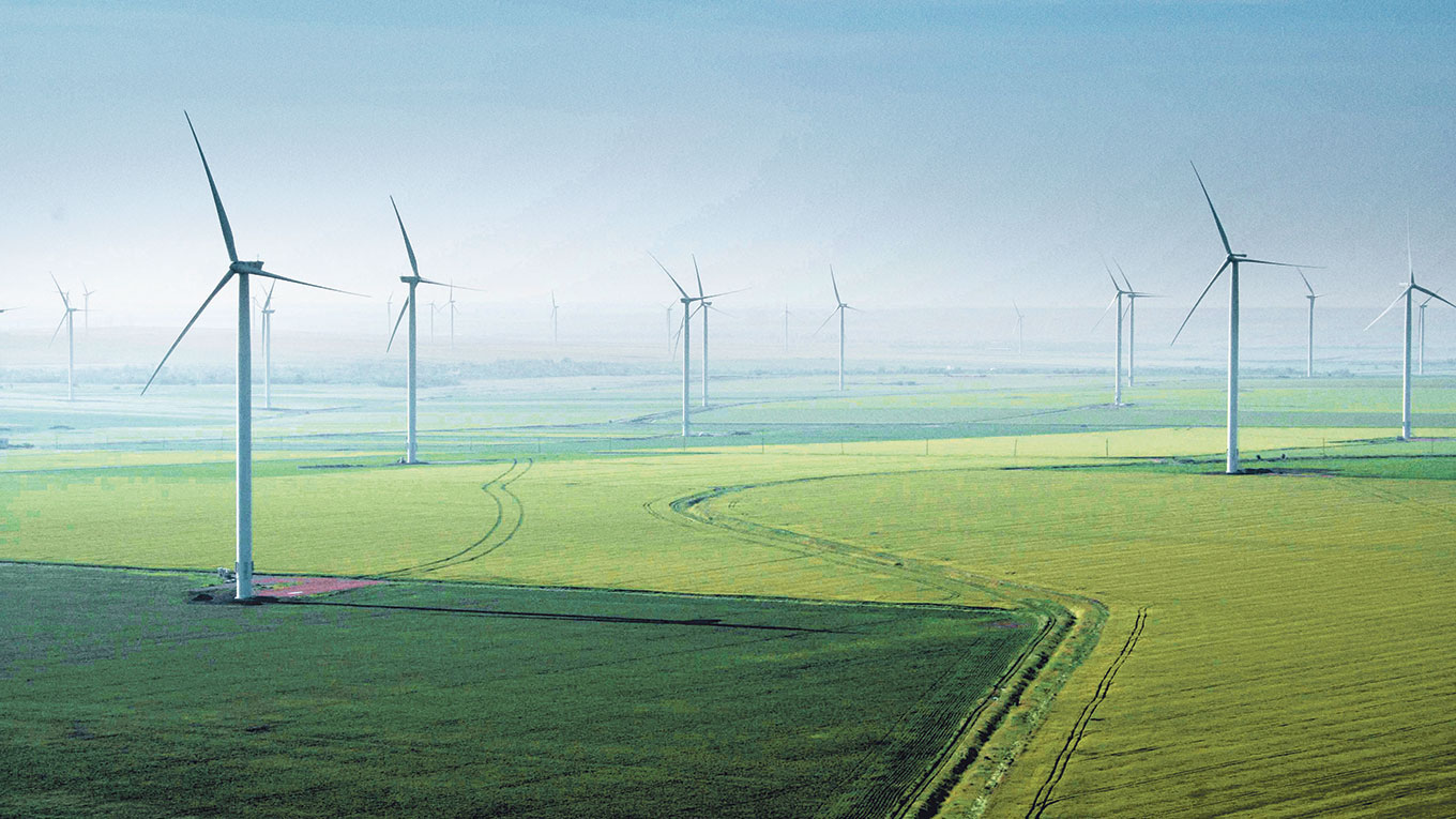 Wind Energy Ramboll Group Green Blog Useful Windmill Power Systems Onshore Farm
