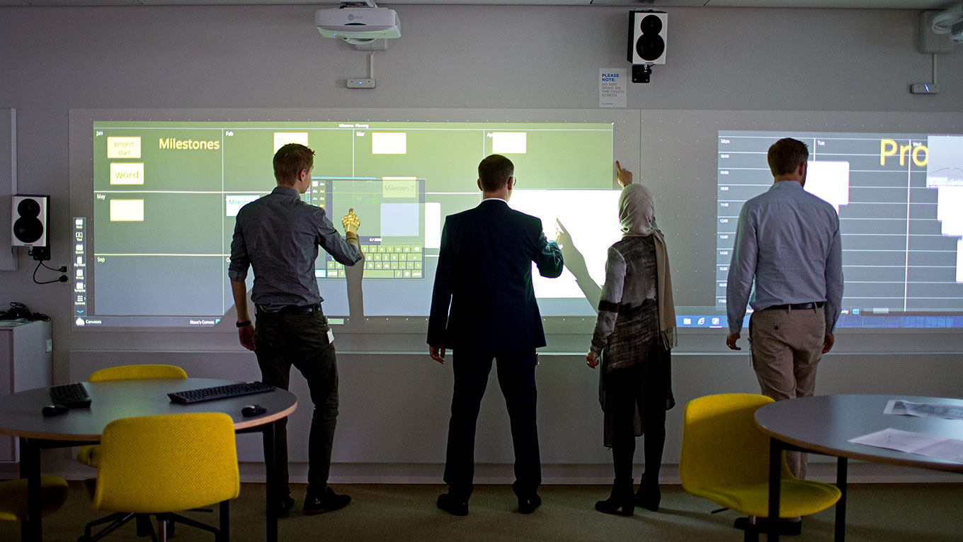 Ramboll Virtual Solutions Lab