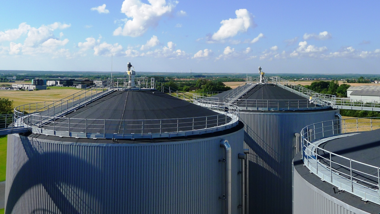 Biogas Tønder - the largest biogas plant in the Nordics