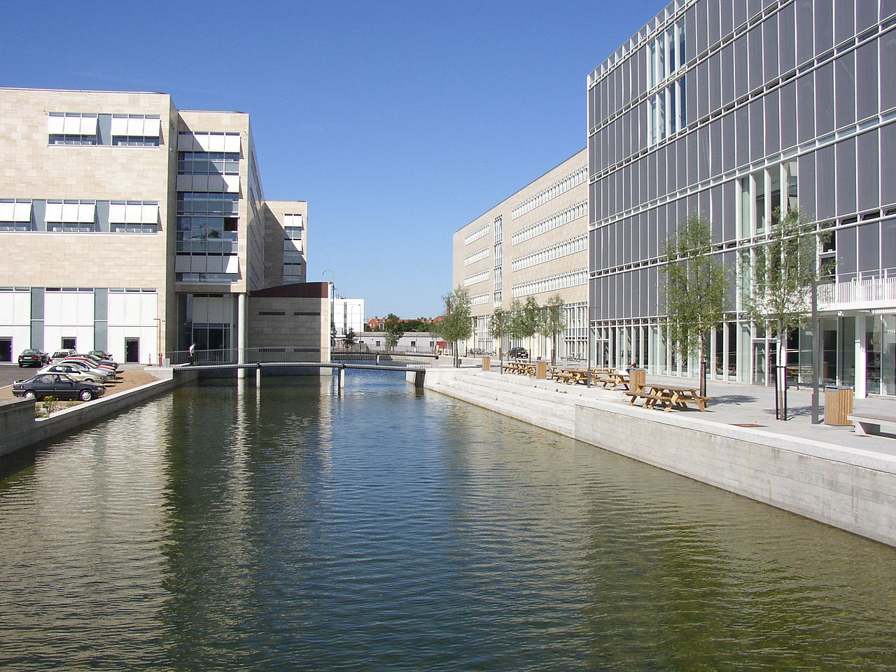 Copenhagen university, south campus