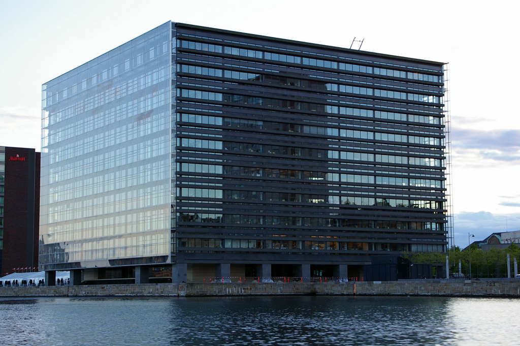 Nykredit's office in Copenhagen