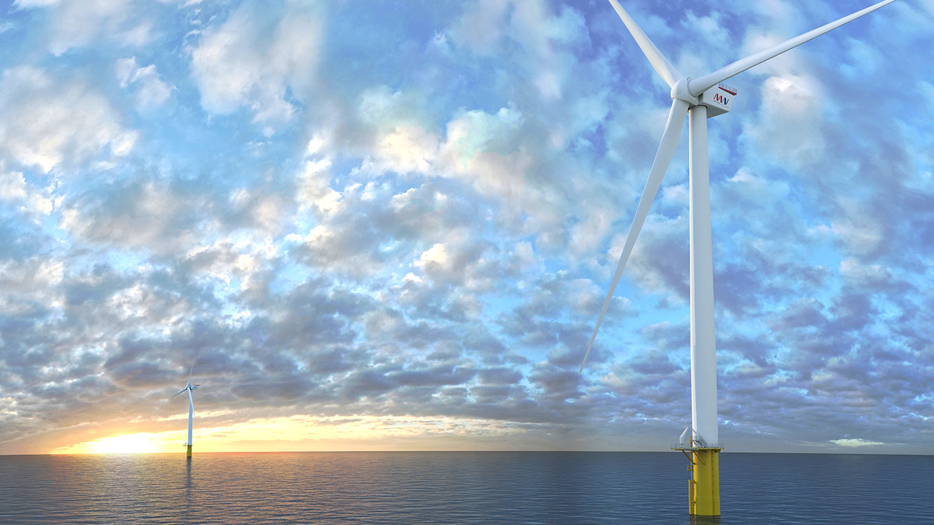 Virtual Reality A New Digital Solution For The Visualisation Of Offshore Wind Projects Ramboll Group