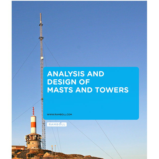 Analysis & design of masts, towers & poles - Ramboll Group