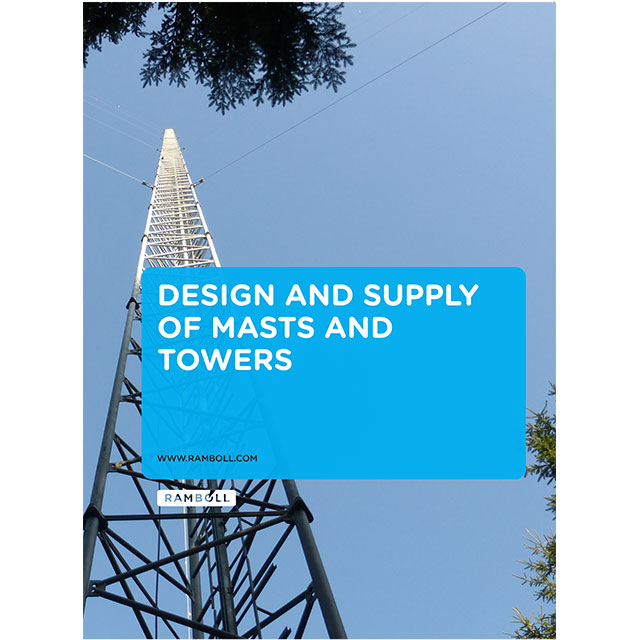Towers & telecom - Ramboll Group