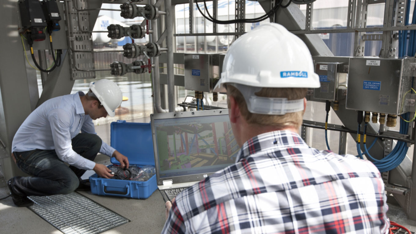 Electrical, instrumentation & telecom - Ramboll Group