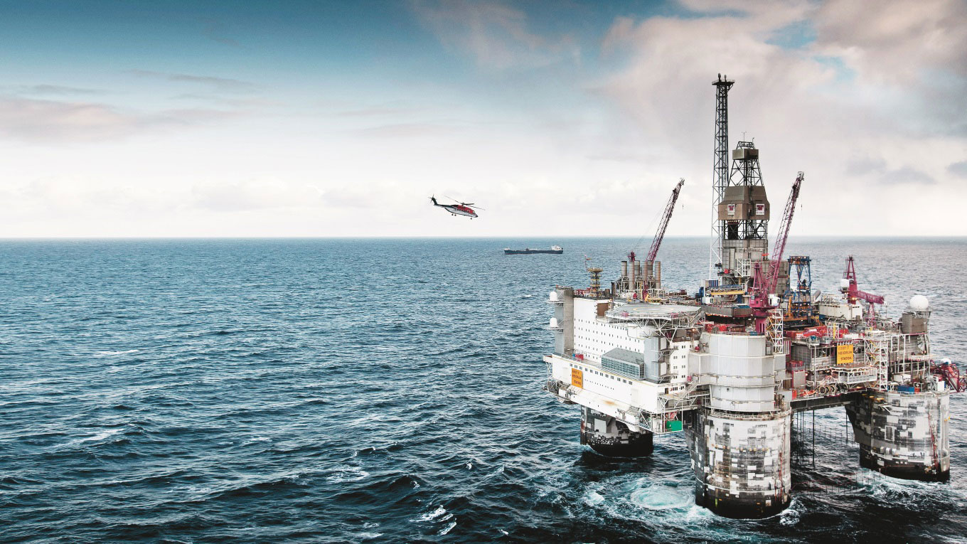 Offshore Production Facilities Ramboll Group