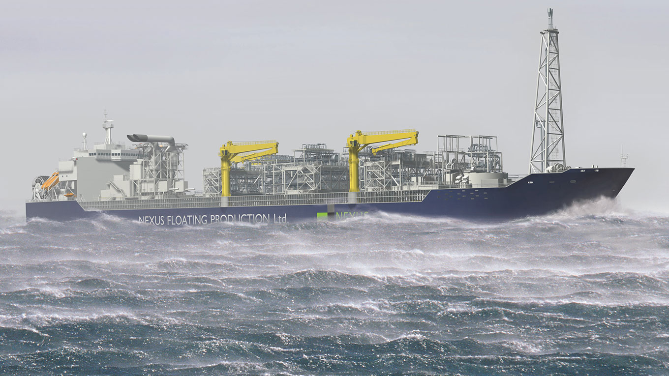 Pre-engineering and detailed design on Nexus FPSO topsides - Ramboll