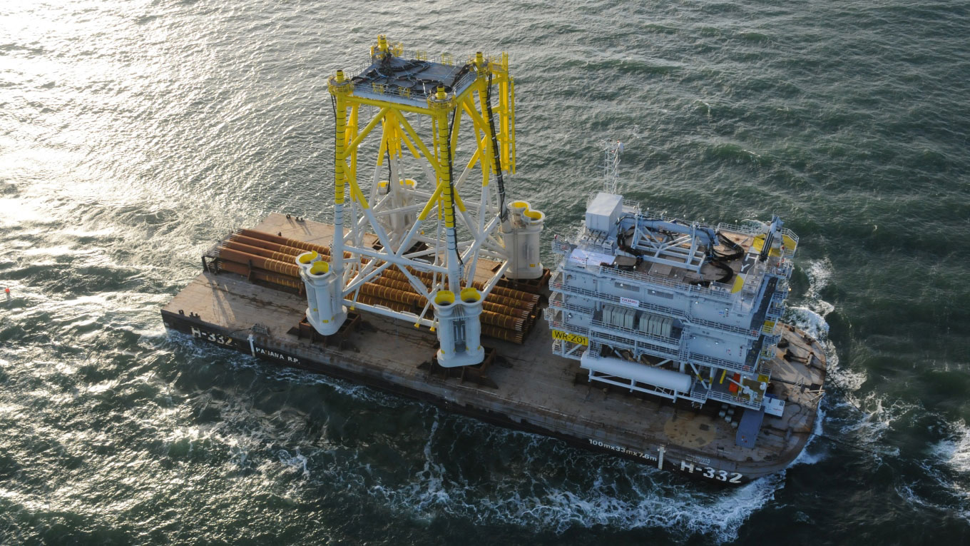 Offshore Substations Ramboll Group