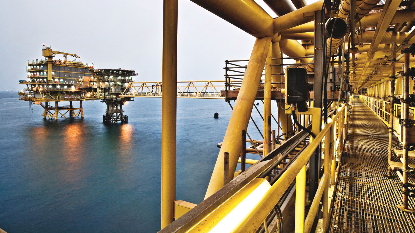 Offshore Platforms Ramboll Group