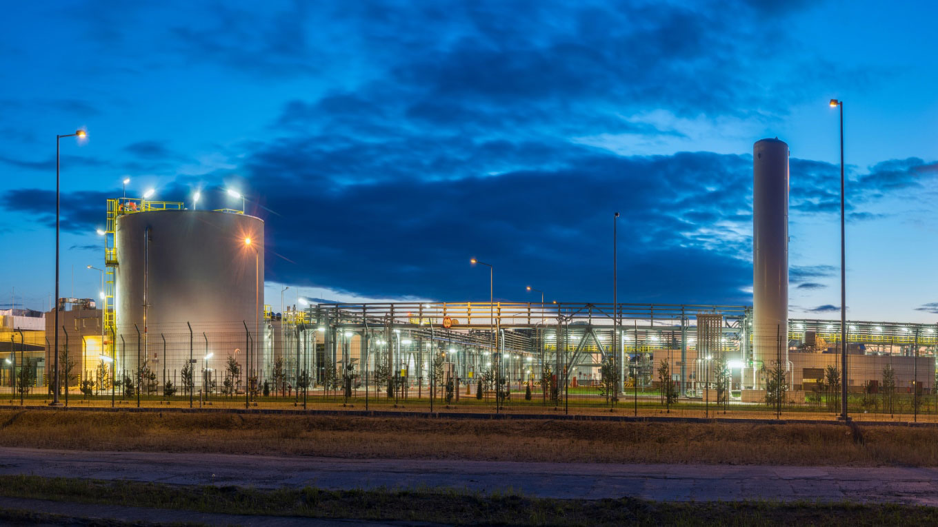 Onshore production & refining - Ramboll Group