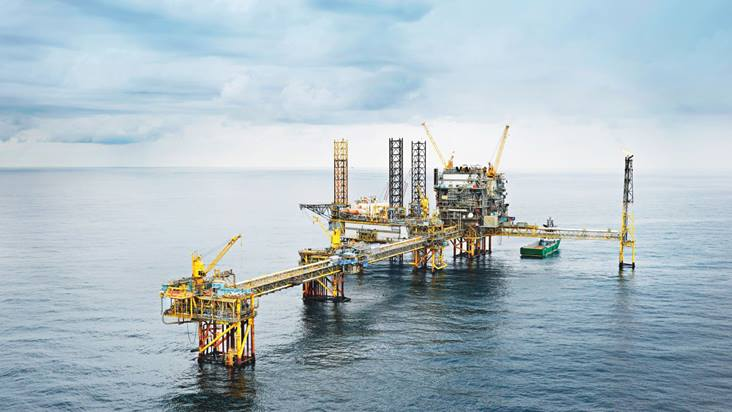 Oil & Gas - offshore platform