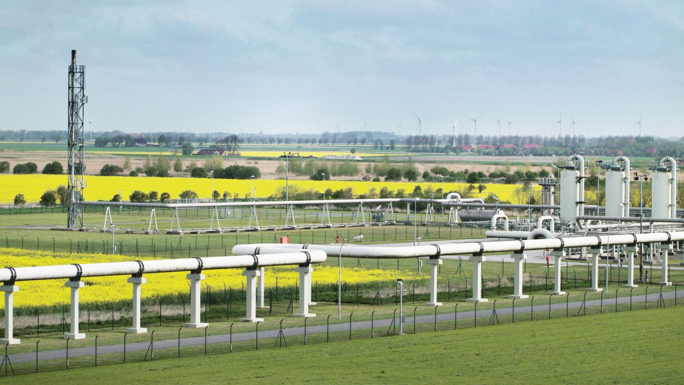 Terminals, storage and pipelines - Ramboll Group