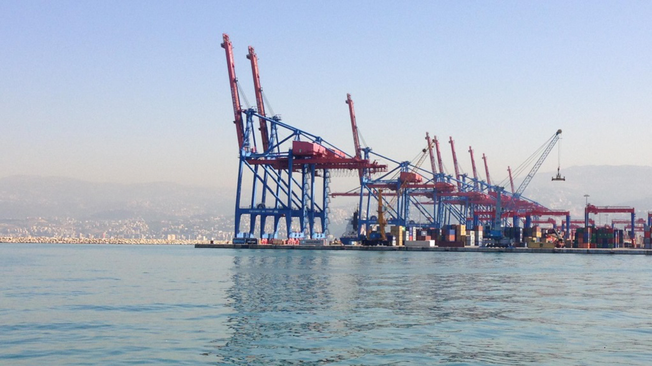 Port of Beirut, Quay 12-14 - Detailed Design - Ramboll Group