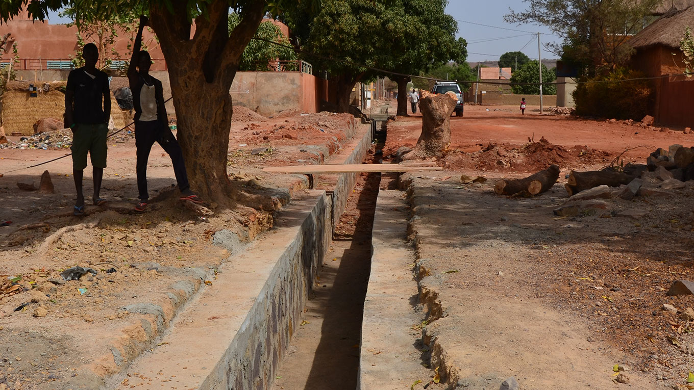 Mali benefits from an ambitious water and sanitation programme implemented by Ramboll and others