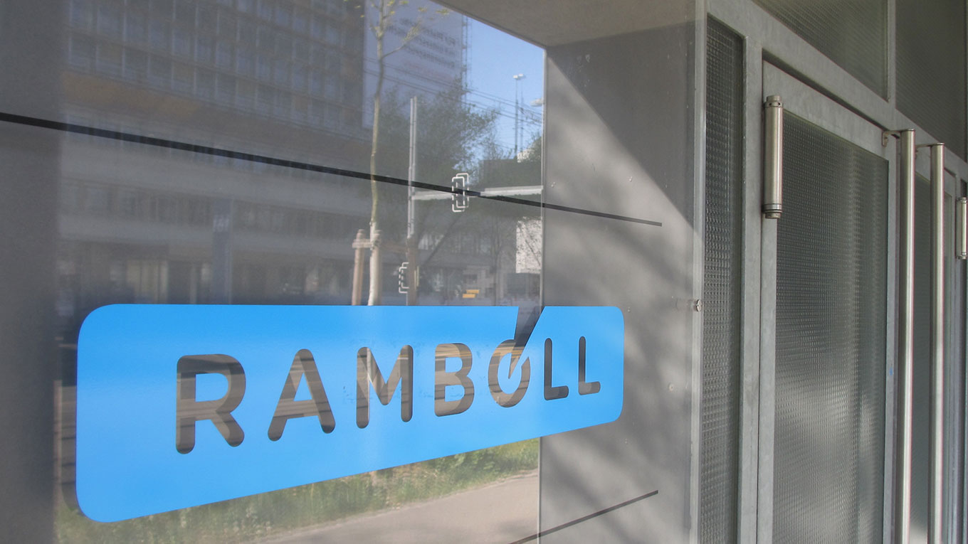Ramboll office in Zürich, Switzerland
