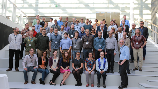 The delegates at the 6th International Workshop on Magnetic Resonance
