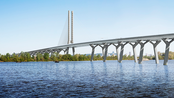 Ramboll has been chosen as Independent Engineer on the New Champlain Bridge Corridor Project