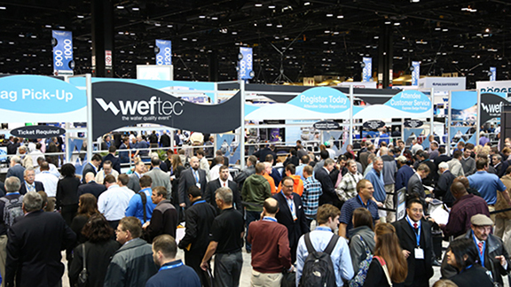 WEFTEC, the Water Environment Federation's Annual Technical Exhibition and Conference