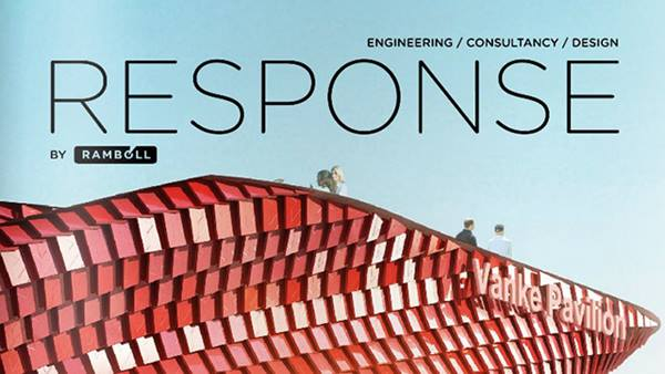 The 5th issues of RESPONSE magazine focuses on 'Rethinking Structures'. Ramboll