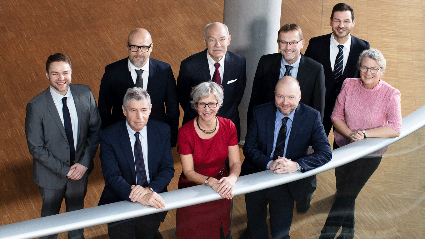 Ramboll's Group Board of Directors, 2019