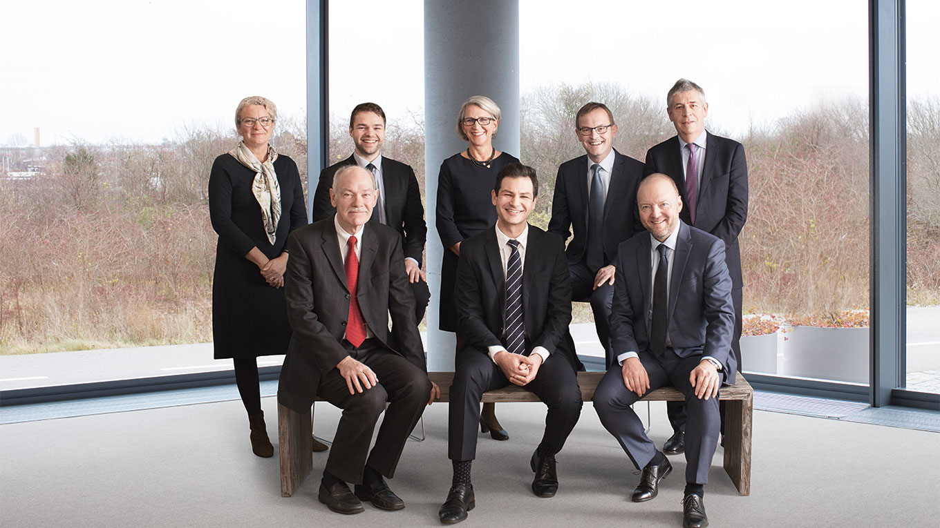 Ramboll's Group Board of Directors, 2018
