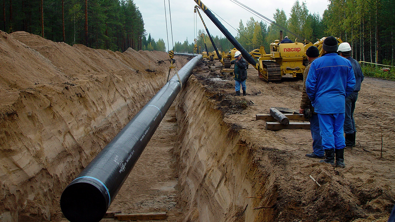 Project Management Ramboll Group Piping Layout Consultants Balticconnector Pipeline Technical Consultancy