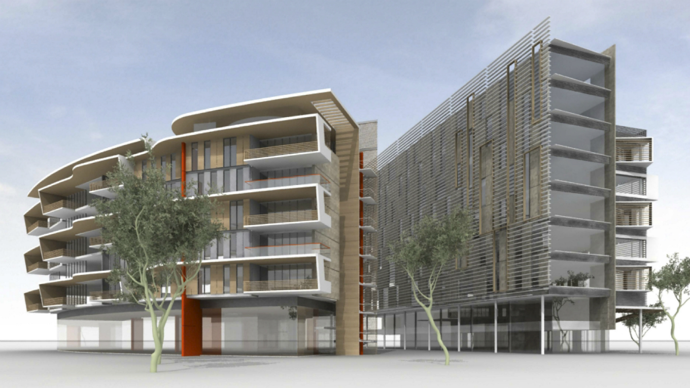 Image ESA Architects - Alakati sustainable masterplan, Nicosia