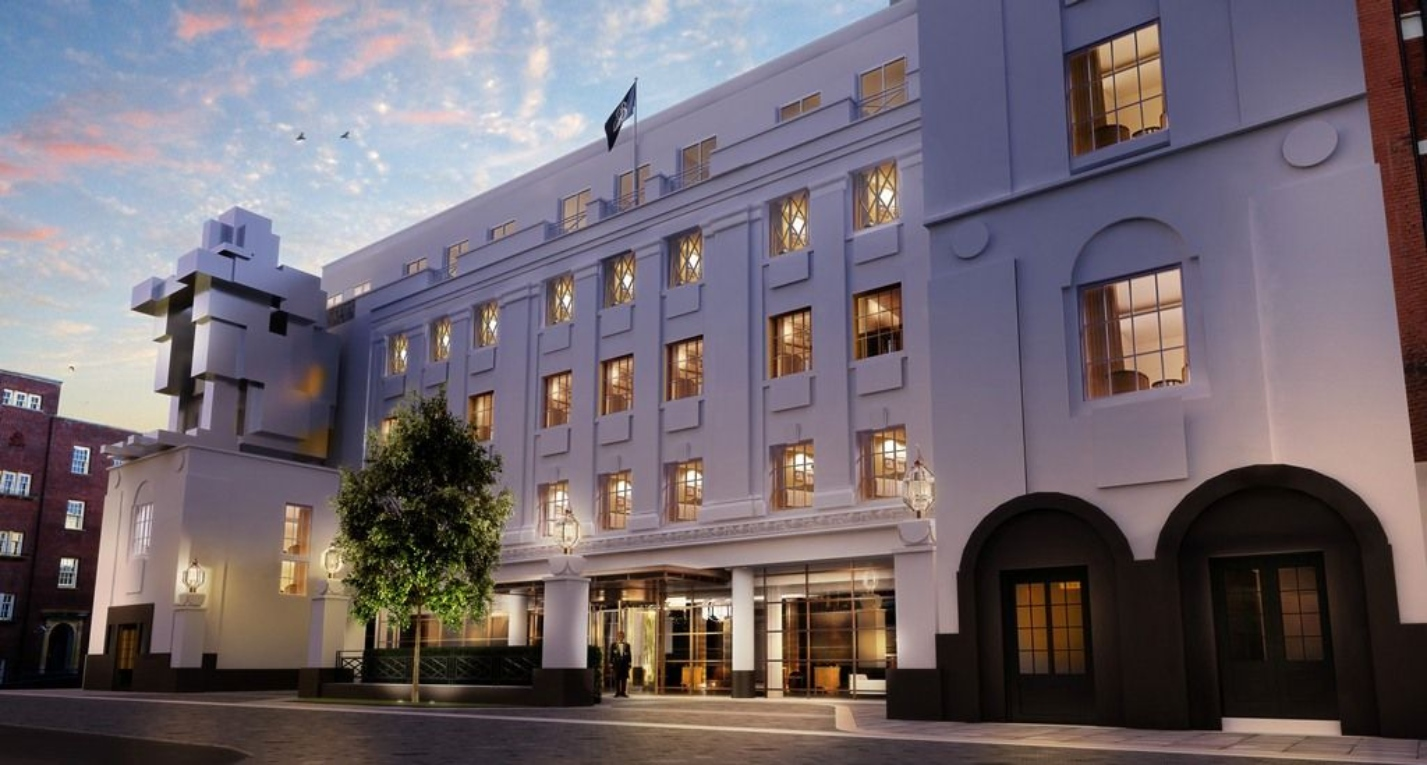 Ramboll. The Beaumont Hotel