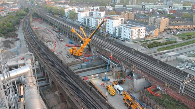 Network Rail.