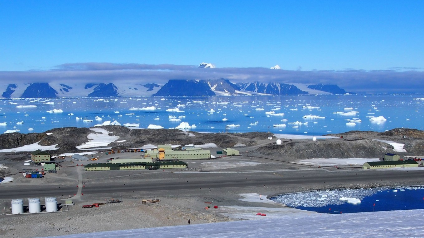 Ramboll. Rothera Research Station Wharf. British Antarctic Survey