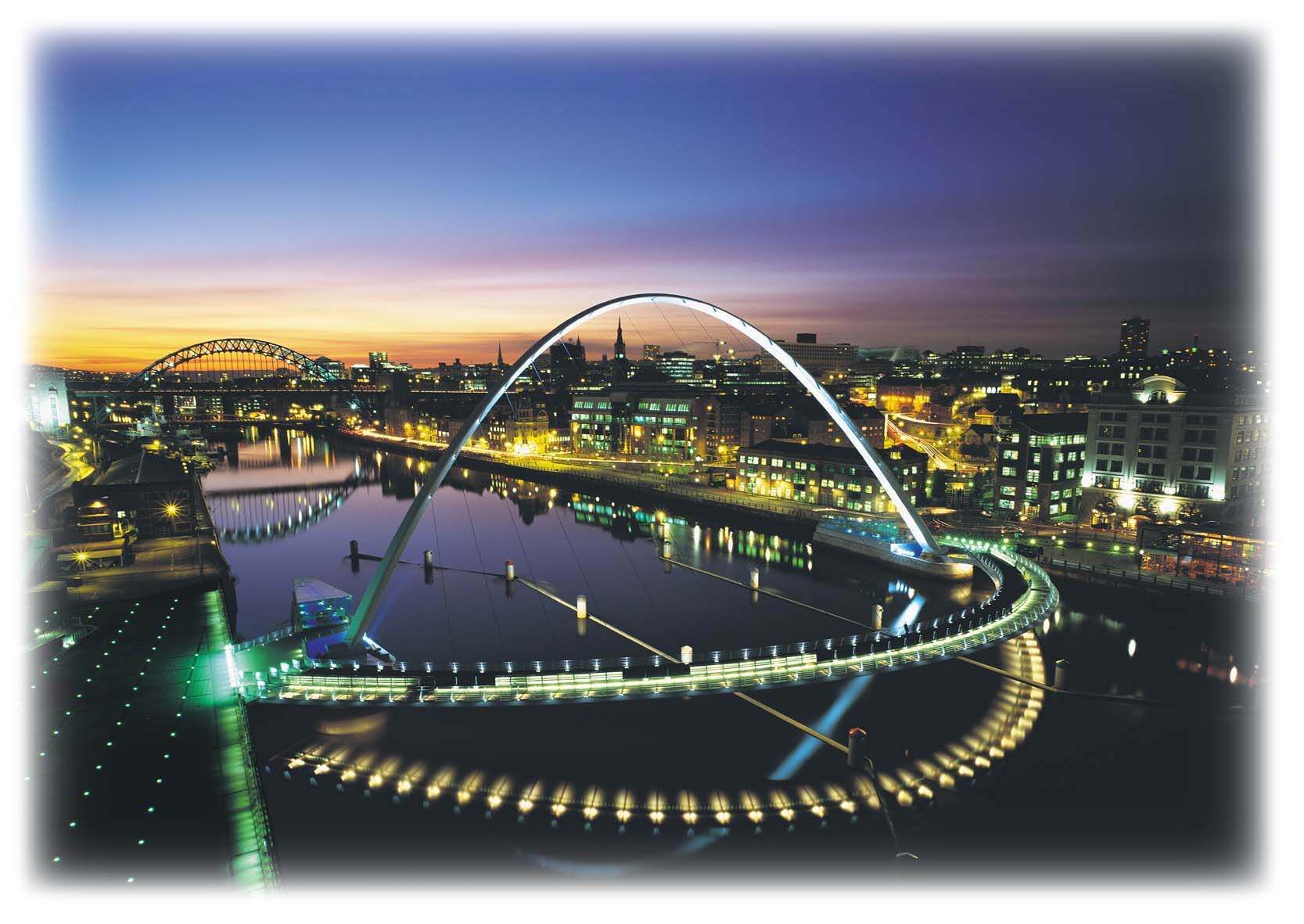 Gateshead Millennium Bridge Ramboll Group