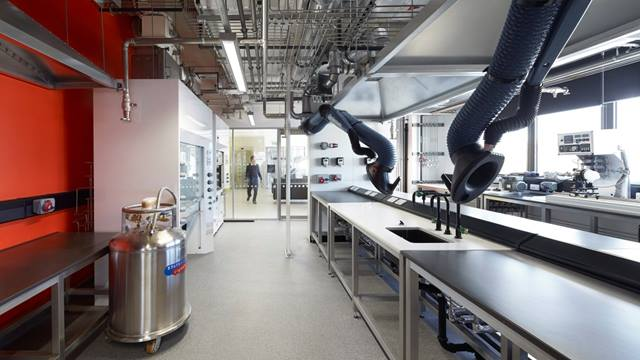 Hufton+Crow. Ramboll - National Graphene Institute
