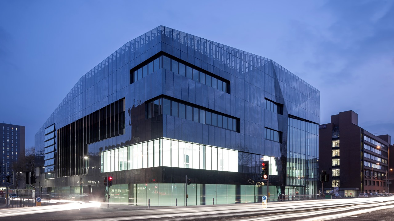 Ramboll - The National Graphene Institute