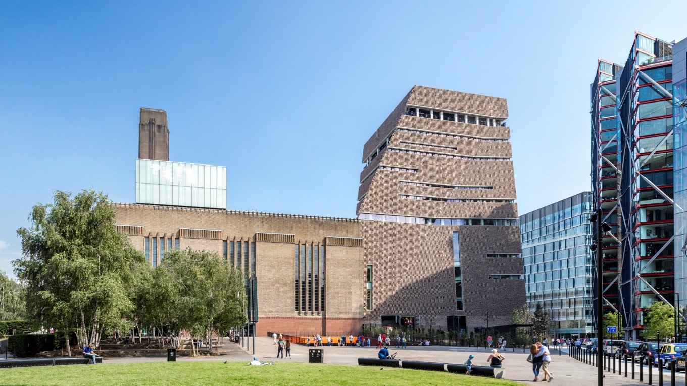 The Tate Modern, London, UK