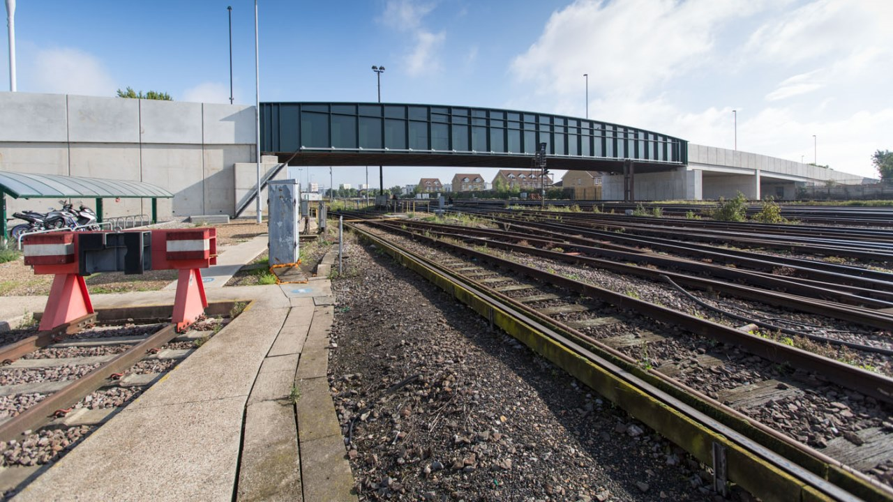 Tennison Road Bridge Over Rail Replacement Ramboll Group