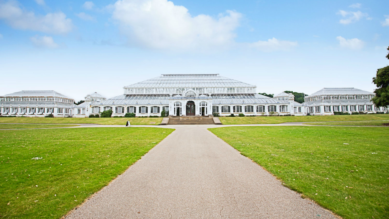 Temperate House, the world's largest Victorian glasshouse