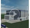 Start button for virtual tour of a model Waste-to-Energy facility. Click to play video