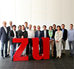 Research team at Zeppelin University, Germany