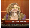 Start button for video on 21st Century Business TV with interview about converting waste to energy. Click to play video