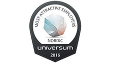 Logo for Universum Top 2 Ideal Employer
