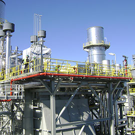 Energy Efficient Chp Plant And World Class Co2 Capture