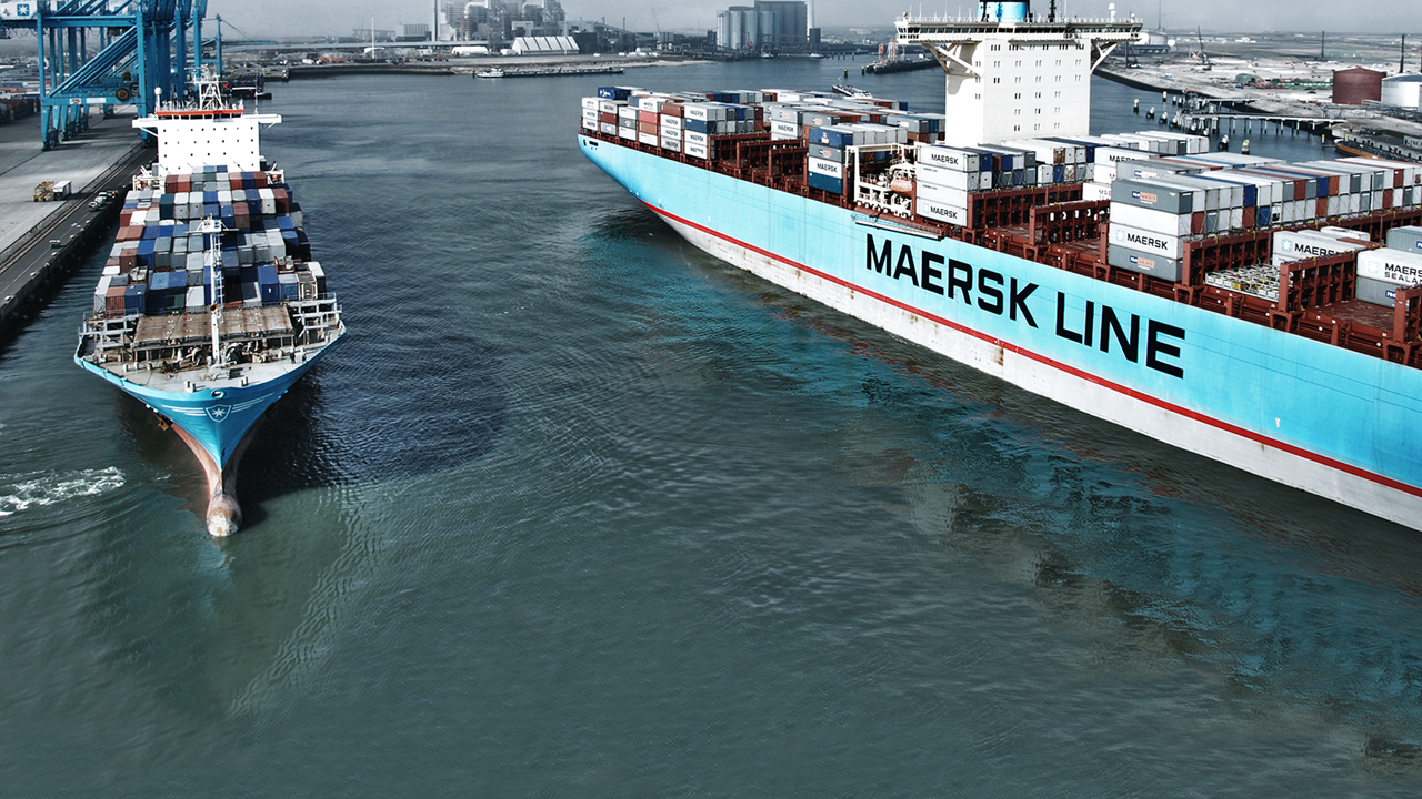 Redesigning the complex IT setup at The A.P. Moller – Maersk Group