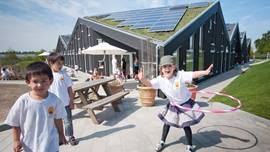 'Solhuset', Denmark's most climate-friendly nursery