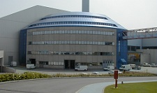 Waste-to-energy facility in Brescia, Italy