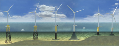 Cape Wind offshore wind farm