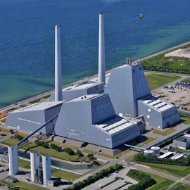 Biomass Power Stations In Denmark